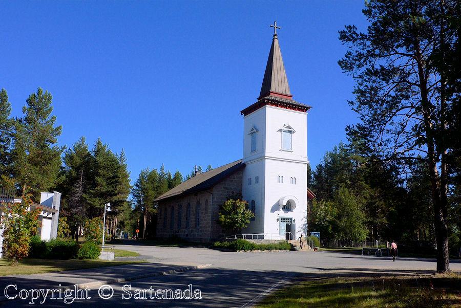 Sodankylä - new church (photo from 2006)