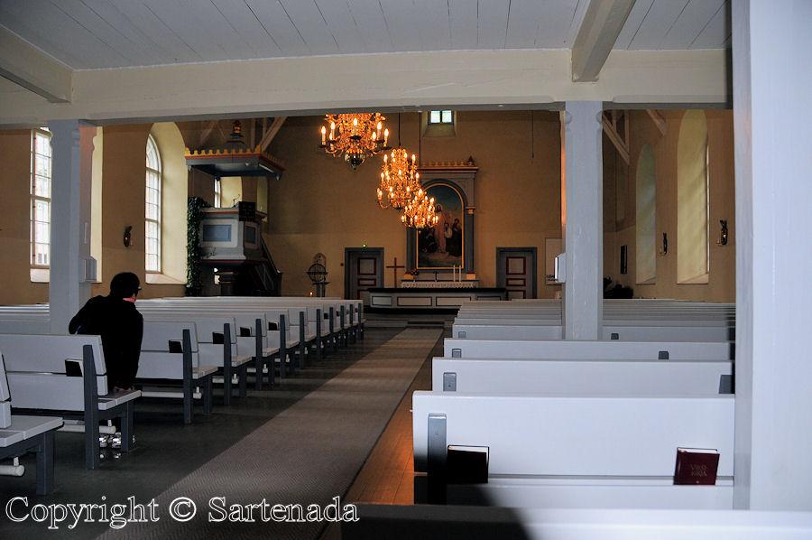 Sodankylä - new church