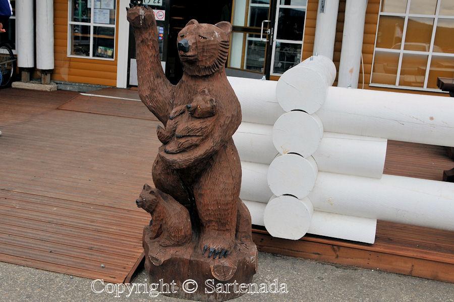 Beyond the Arctic Circle11 / Más allá del Círculo Polar Ártico11 / Au-delà du Cercle arctique11