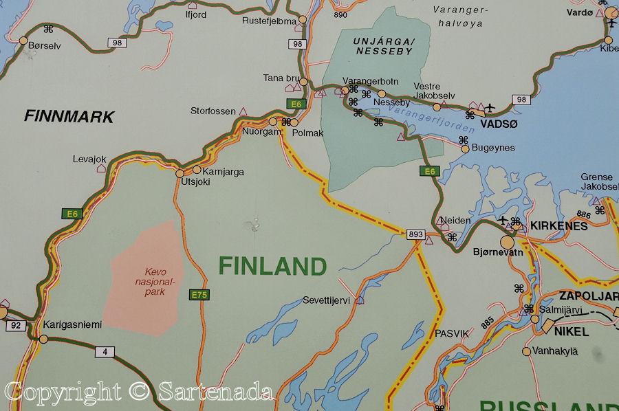 Beyond the Arctic Circle9 / Más allá del Círculo Polar Ártico9 / Au-delà du Cercle arctique9