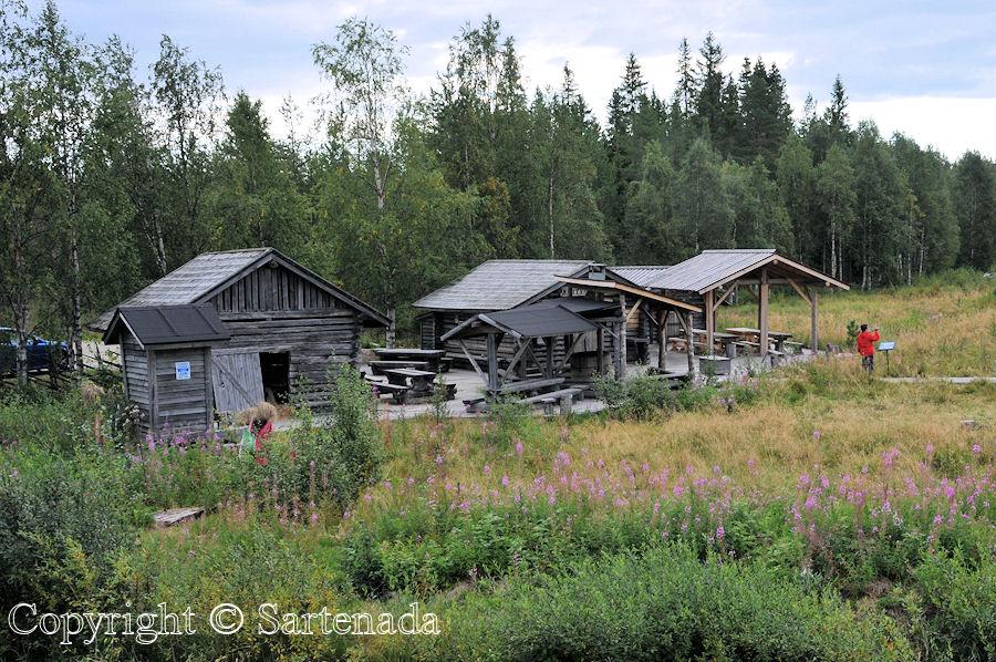 South of the Arctic Circle 2 / Sur del Círculo Polar 2 / Sud du Cercle arctique 2