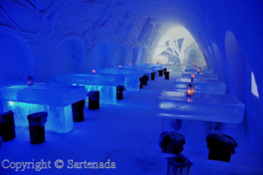 Snow castle 2012 / Castillo de nieve 2012 / Château de Neige 2012