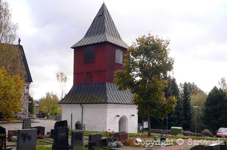Espoo Cathedral / Catedral de Espoo / Cathédrale d'Espoo