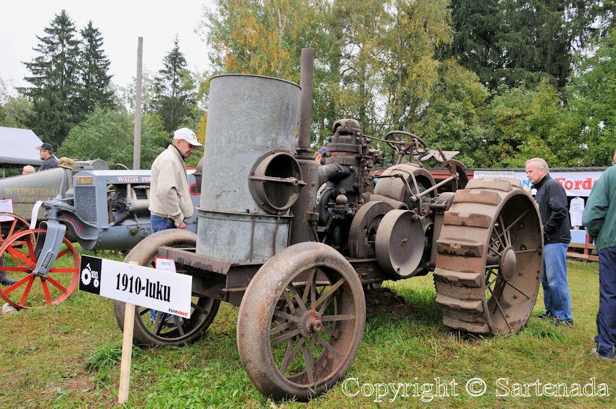 Tractors Fordson / Tractores Fordson / Tracteurs Fordson