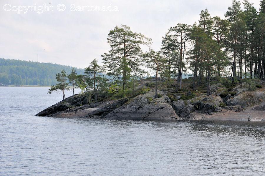 Savonlinna cruising / Savonlinna crucero / Savonlinna croisière