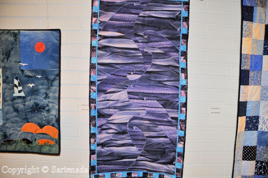 Finn Quilt 2012 / Almazuela Finlandesa 2012 / Courtepointe Finnoise 2012