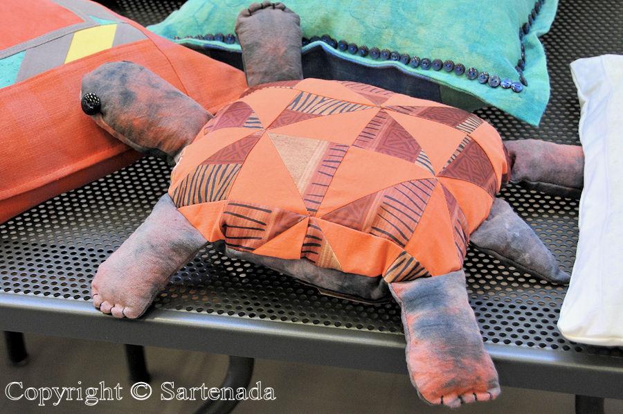 Finn Quilt 2012 / Almazuela Finlandesa 2012 / Courtpoint Finnoise 2012