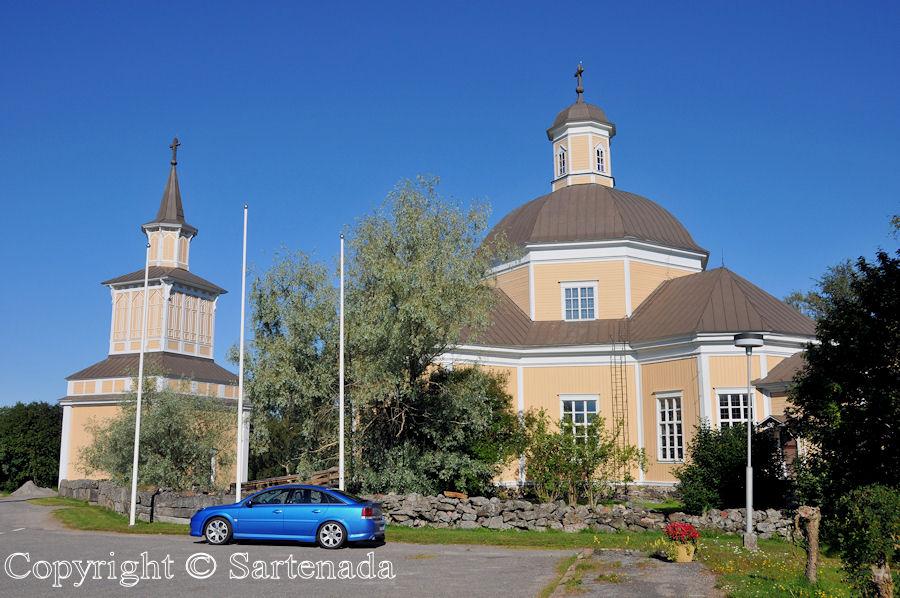 Alaveteli - Church Iglesia Eglise Kirche