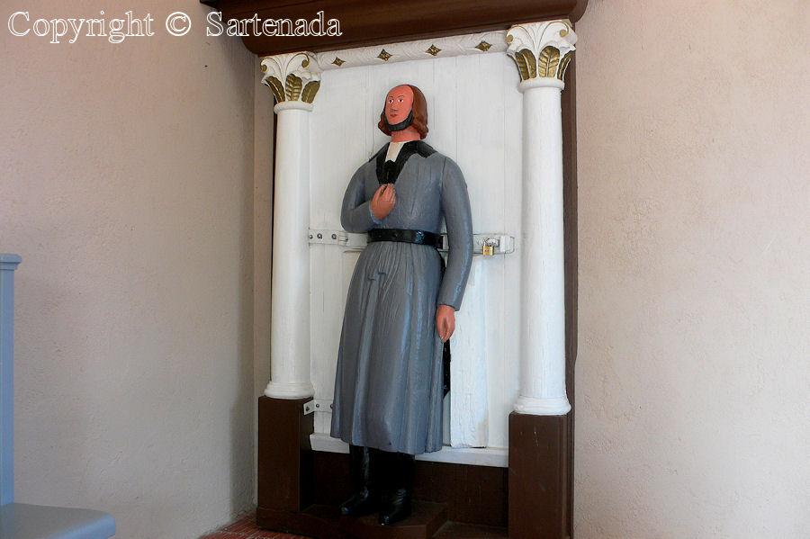 Ylistaro - Poor man-statues / Estatuas de pobre hombre / Statues de Pauvre Homme