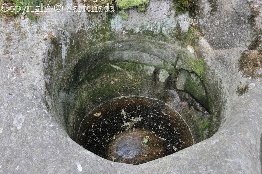 Giant's potholes / Marmitas de gigante / Marmites du diable