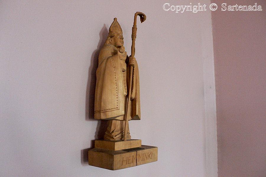 Särkisalo - Poor-man statues / Estatuas de pobre hombre / Statues de Pauvre Homme