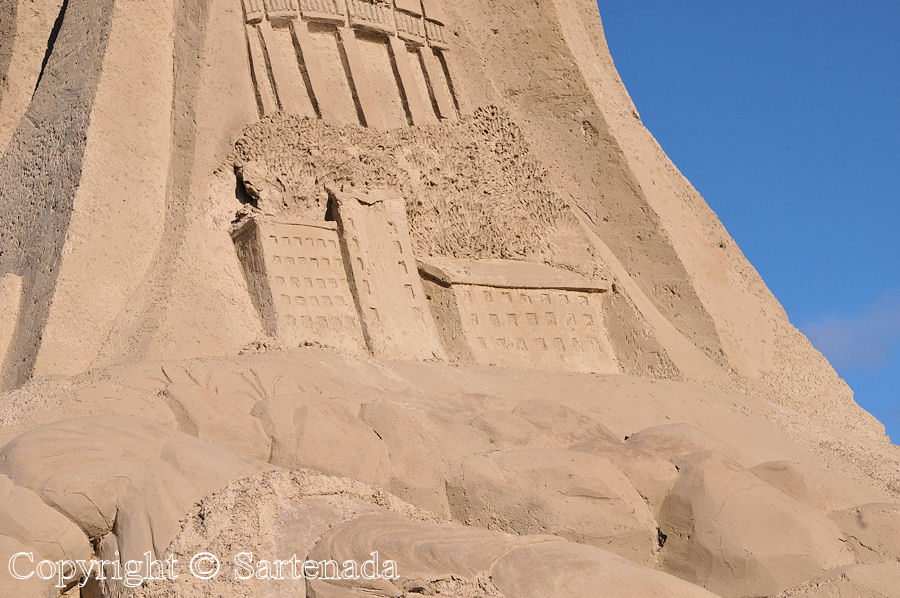 Sand Statues 2012 / Estatuas de arena 2012 / Statues de sable 2012