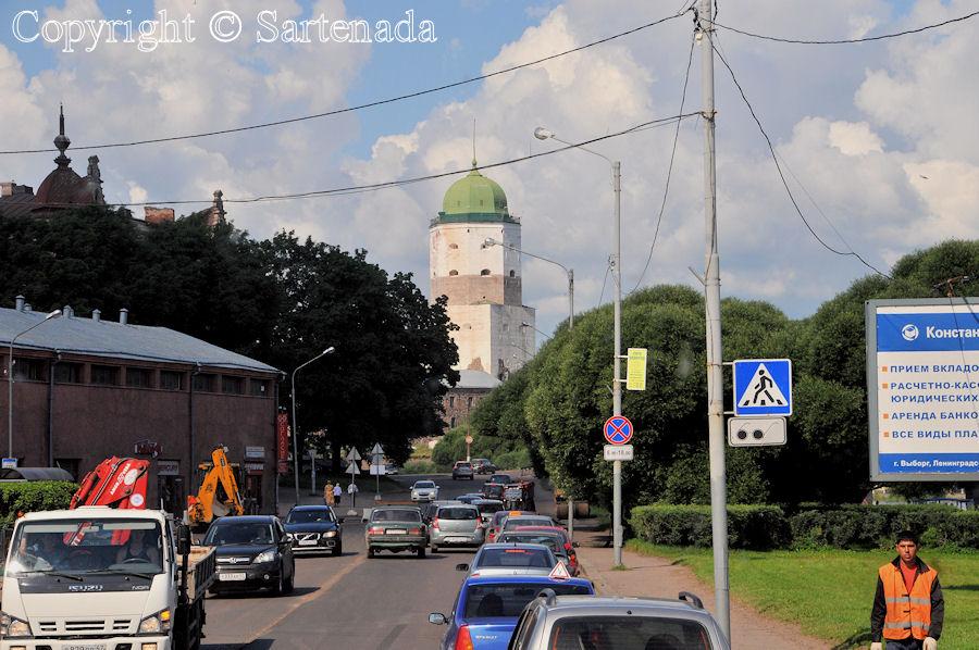 From Terijoki to Vyborg / De Terijoki a Vyborg / De Terijoki à Vyborg