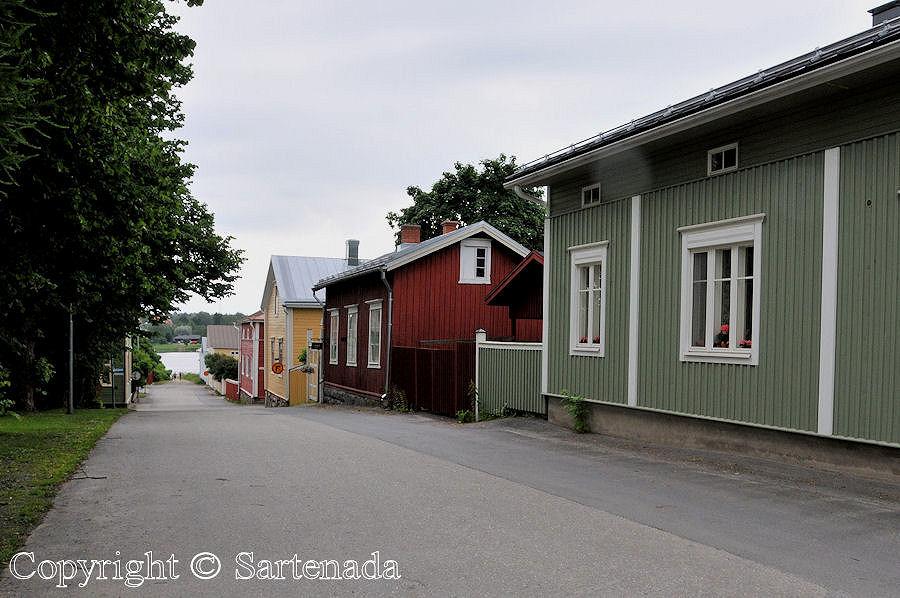 Idyllic Kristinestad / Idílica Kristinestad / Kristinestad idyllique