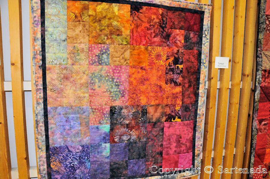 Exhibition of Quilt 2013 / Exposición de colcha 2013 / Exposition de courtpoint 2013 / Exposição de colcha 2013