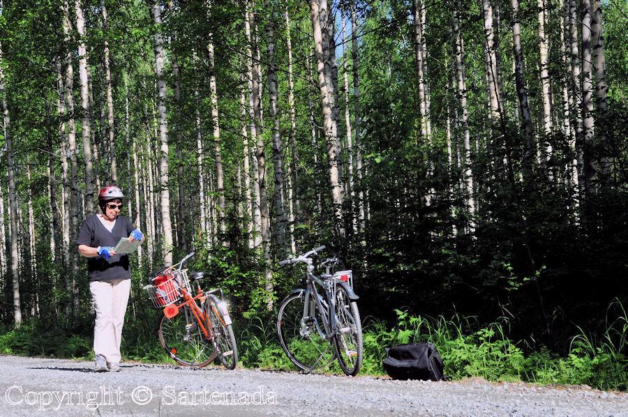 Bike tour / Excursions en bicicleta / Promenade à vélo