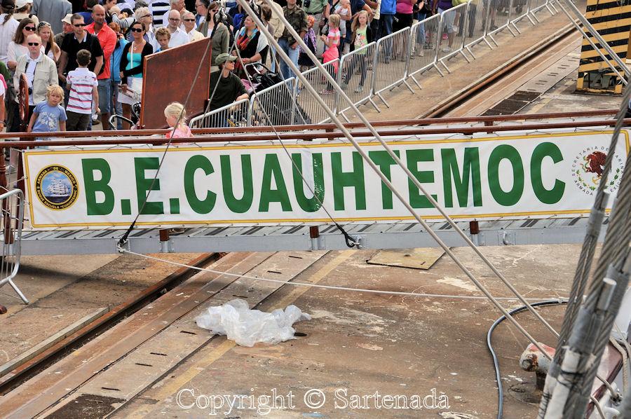 Cuauhtémoc (Mexico, México, Mexique)