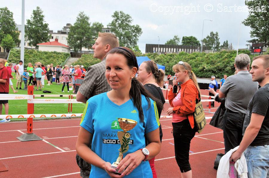 Mikkeli Marathon - the Marathon of Thousand Lakes / Mikkeli Maratón - el Maratón de los Mil Lagos / Mikkeli Marathon - Marathon de Mille Lacs