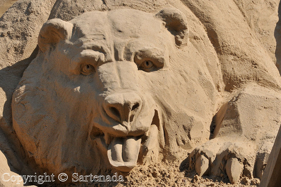 Sand sculptures 2013 / Esculturas de Arena 2013 / Sculptures de sable 2013