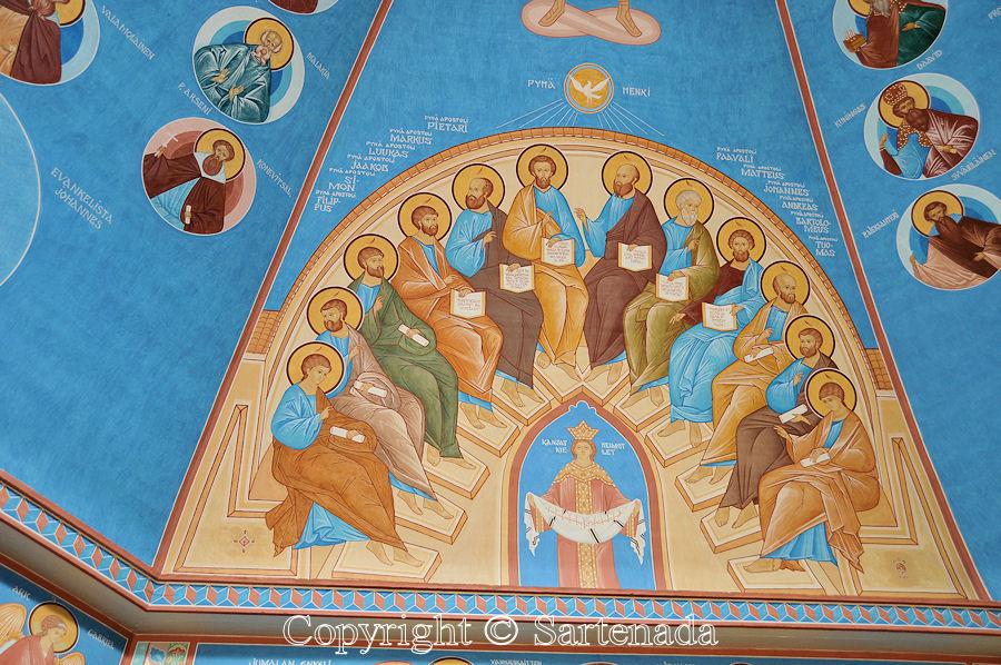 Church of Prophet Elijah / Iglesia de Profeta Elías/ Église de Prophète Èlie / Igreja do Profeta Elias