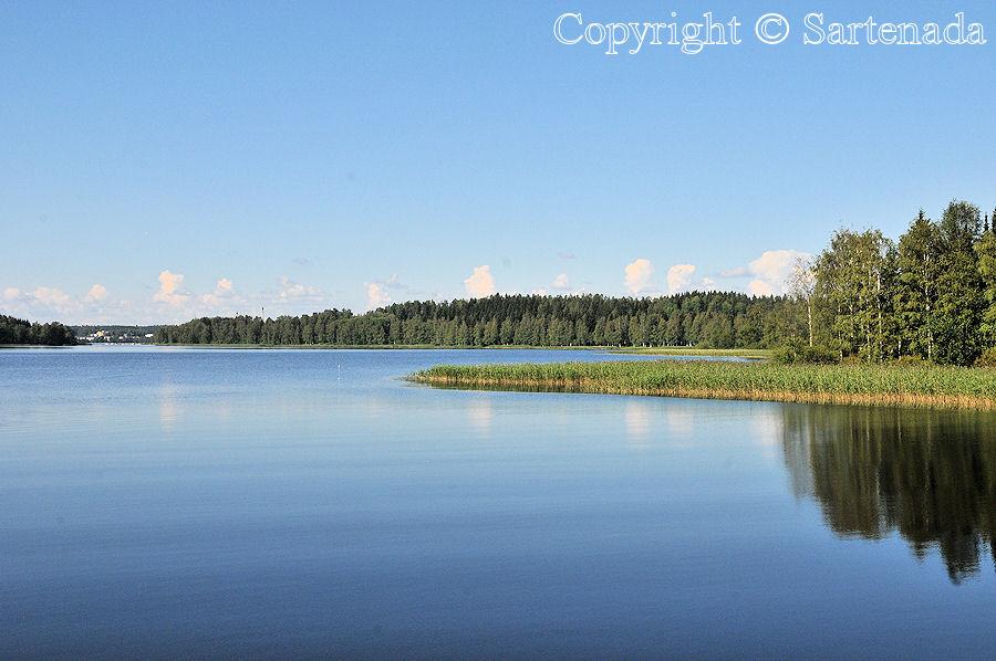 Blue Saimaa / Saimaa azur / Bleu Saimaa / O Saimaa azul