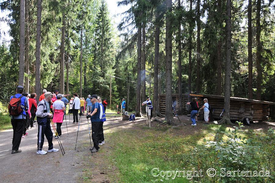 Nordic walking / Caminata nórdica / Marche nordique / Caminhada Nórdica