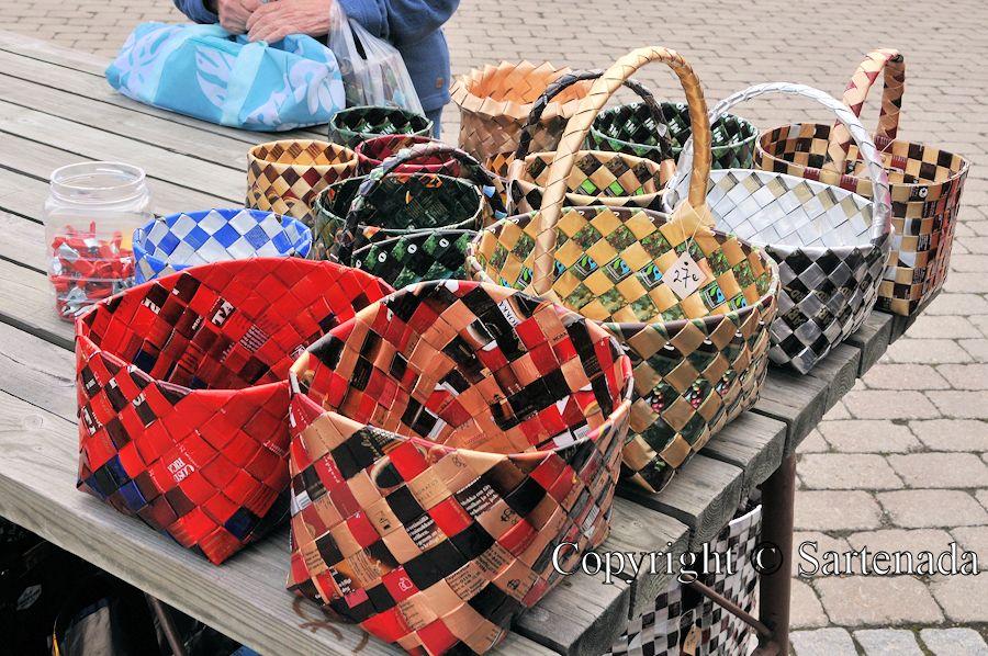 Shopping basket / Cestas de compra / Paniers