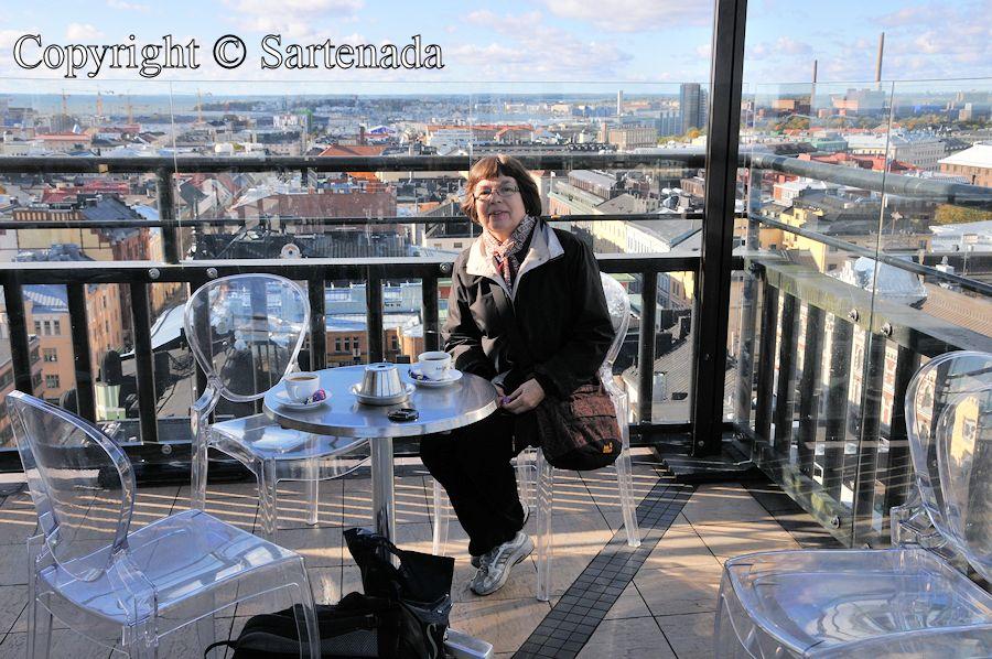Helsinki roofs / techos / toits / telhados