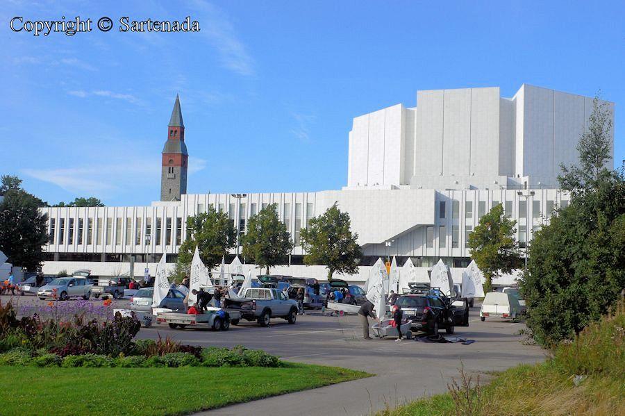 Töölönlahti, Helsinki