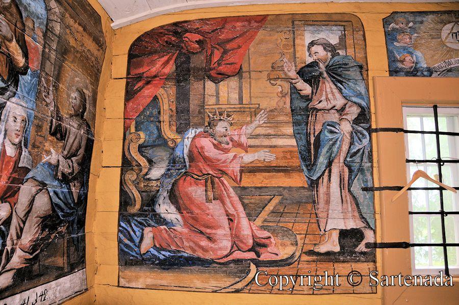 Church of Muhos / Iglesia de Muhos  / Église de Muhos / Igreja de Muhos