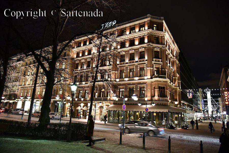 Hotel Kämp (Five Star hotel)