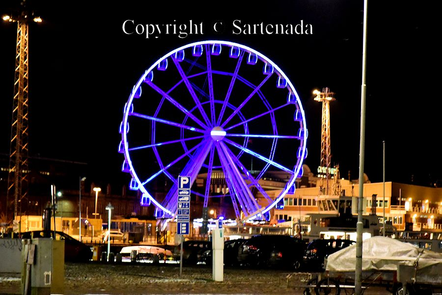 Finnair Sky Wheel