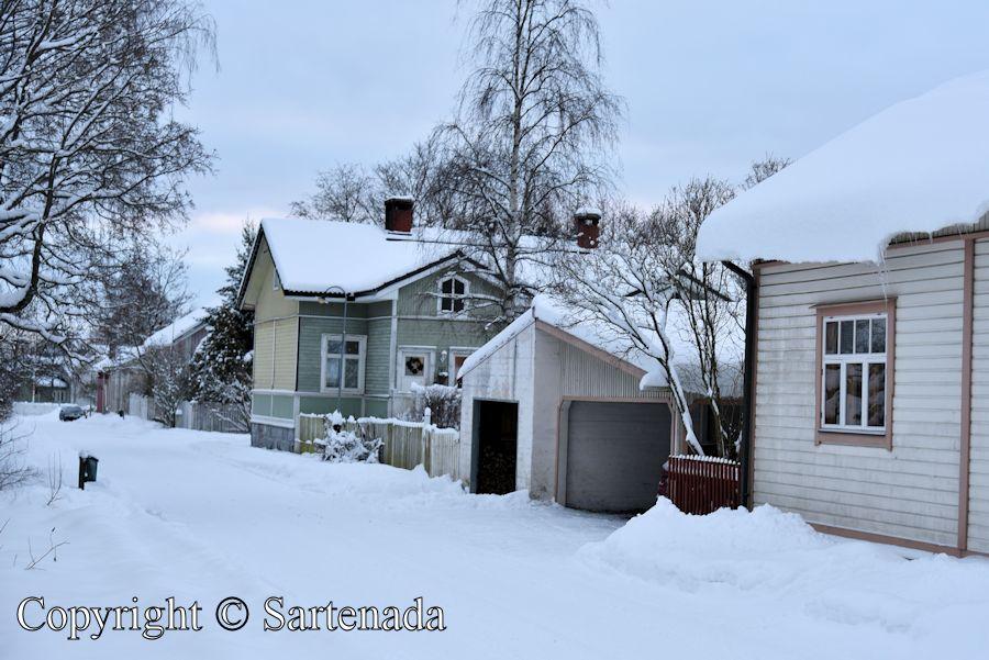 Winter walk in Mikkeli / Caminata de invierno en Mikkeli / Balade hivernale á Mikkeli / Caminhada de inverno em Mikkeli