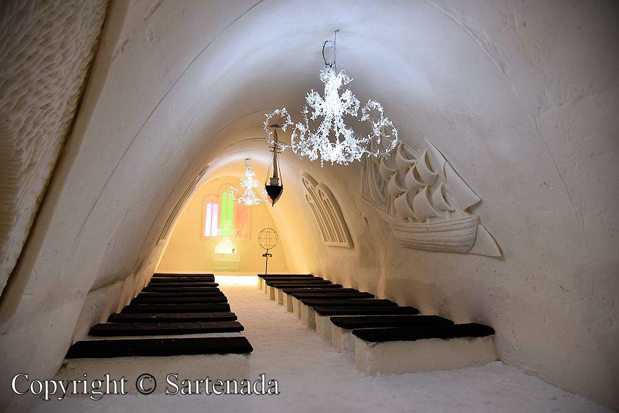 Snow Chapel, Capilla de Nieve,  chapelle de neige, capela de neve