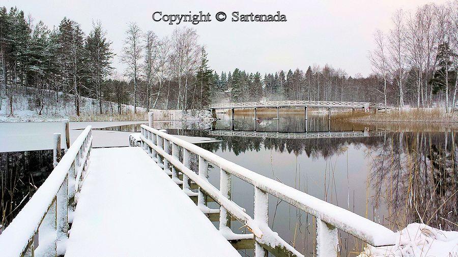 How winter arrived? / ¿Cómo llegó el invierno? / Comment l' hiver est arrivé? / Como chegou o inverno?