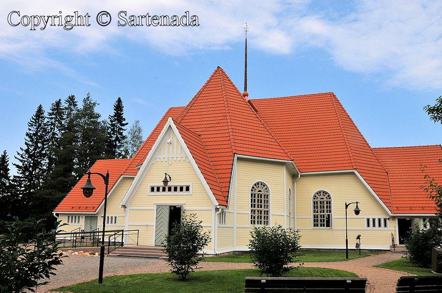 Church of Haukipudas / Iglesia de Haukipudas  / Église de Haukipudas / Igreja de Haukipudas