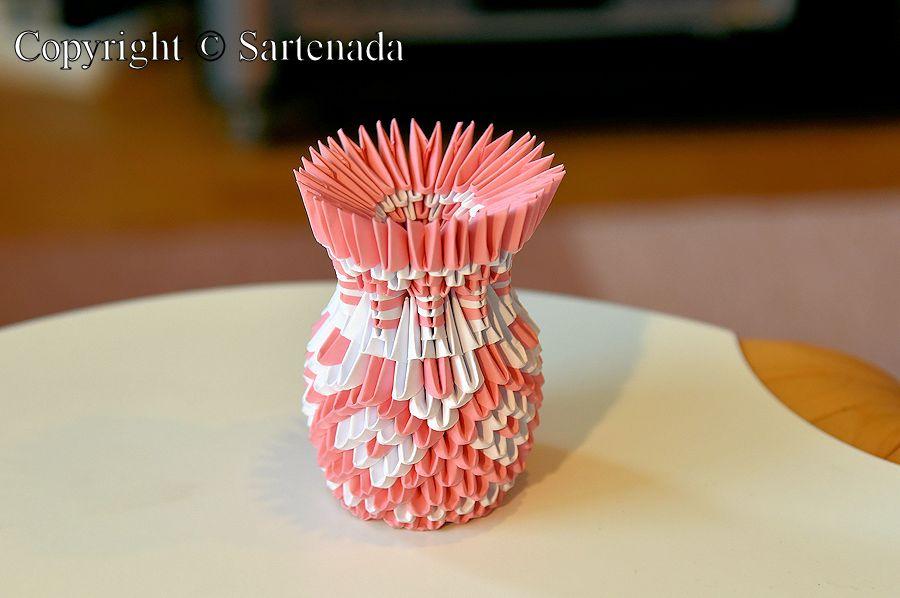 Origami Flower Base Sartenadas Photo Blog Blog De Foto De Sartenada