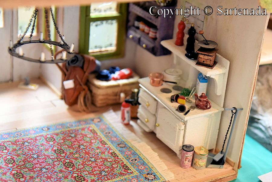 Dollhouses / Casitas de muñecas / Maison de poupées / Casinhas de bonecas
