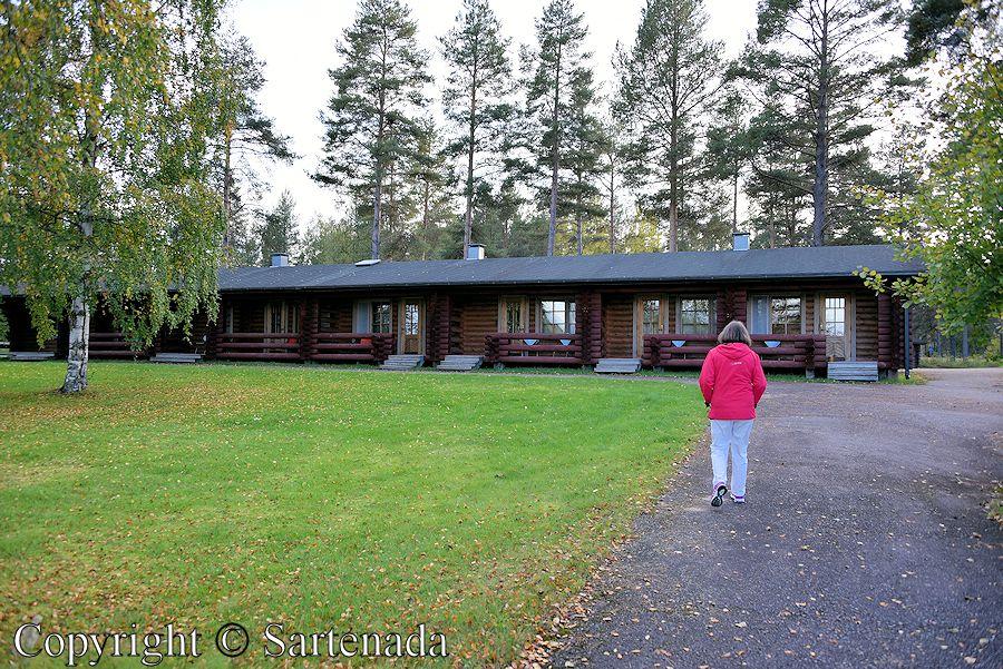 Motel-restaurant in Pyhäntä