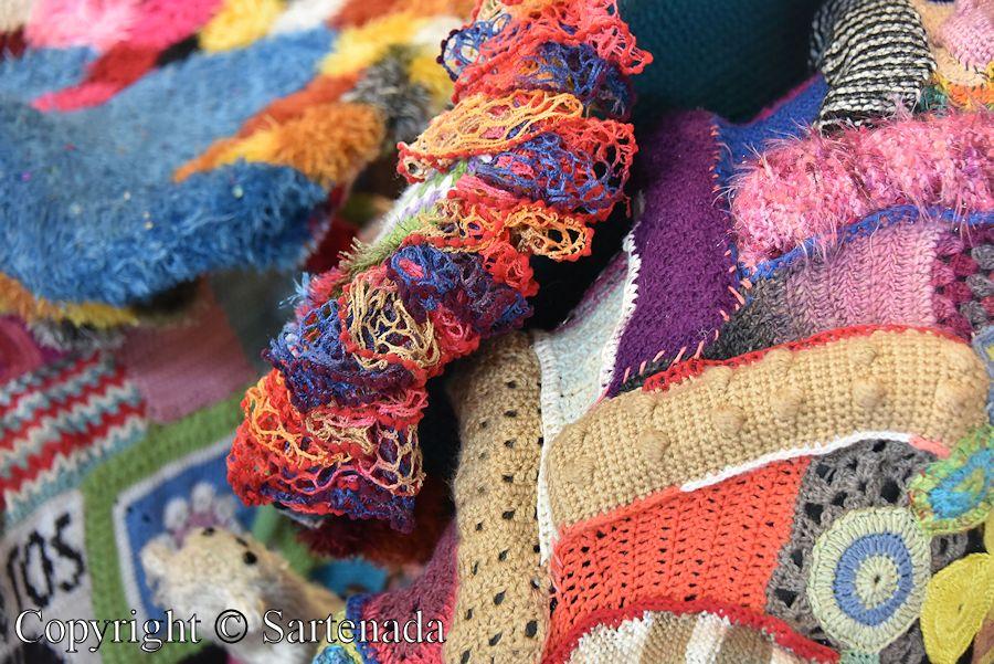 Crochet tractor / Tractor de ganchillo / Tracteur en crochet / Tractor de crochet