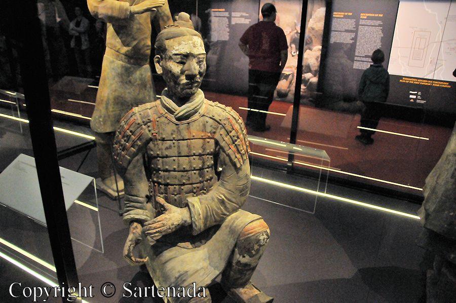 Terracotta army / Guerreros de terracota / Armée de terre cuite / Exército de terracota