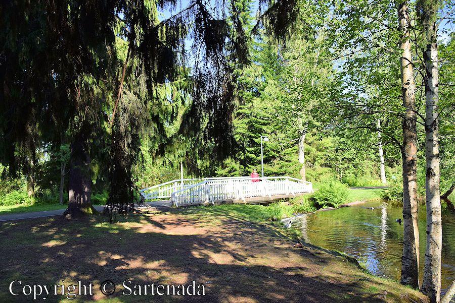 White bridges / Puentes blancos / Ponts blancs / Pontes brancas