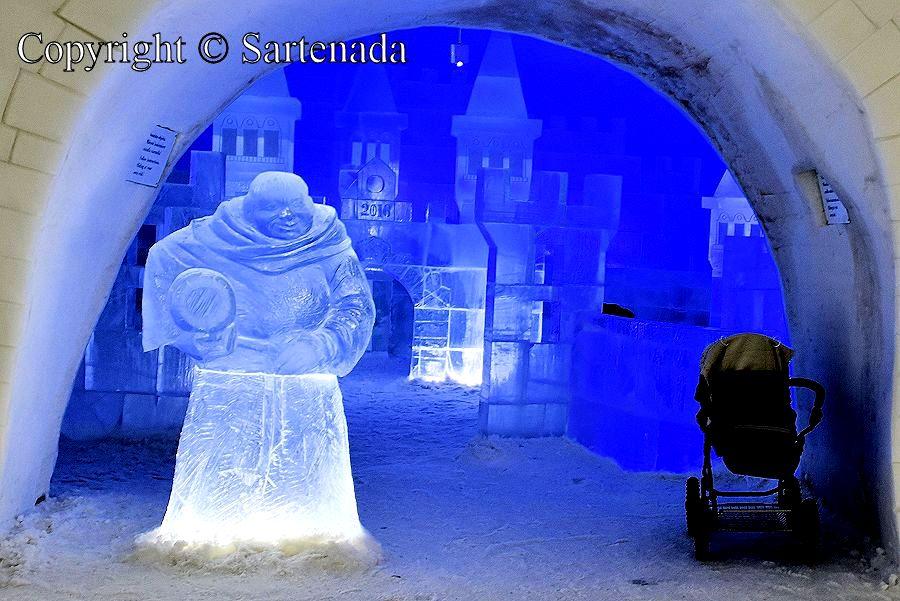 Snow castle 2015 / Castillo de Nieve 2015 / Château de Neige 2015 / Castelo de Neve 2015