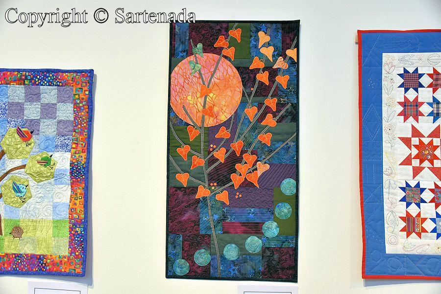 Quilt show / Exposición de colchas / Exposition de courtpoint / Exposição de colchas de retalhos