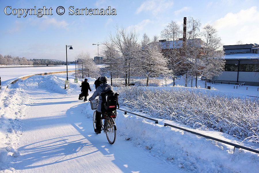 Winter biking 2017 / Ciclismo en invierno 2017 / Cyclisme en hiver 2017 / Ciclismo de inverno 2017