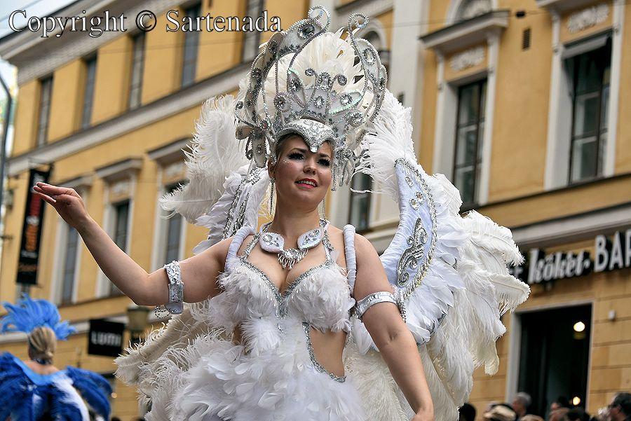 Helsinki Samba Carnaval / Helsinki Samba Carnaval / Carnaval de Samba d'Helsinki / Carnaval de Samba de Helsínquia