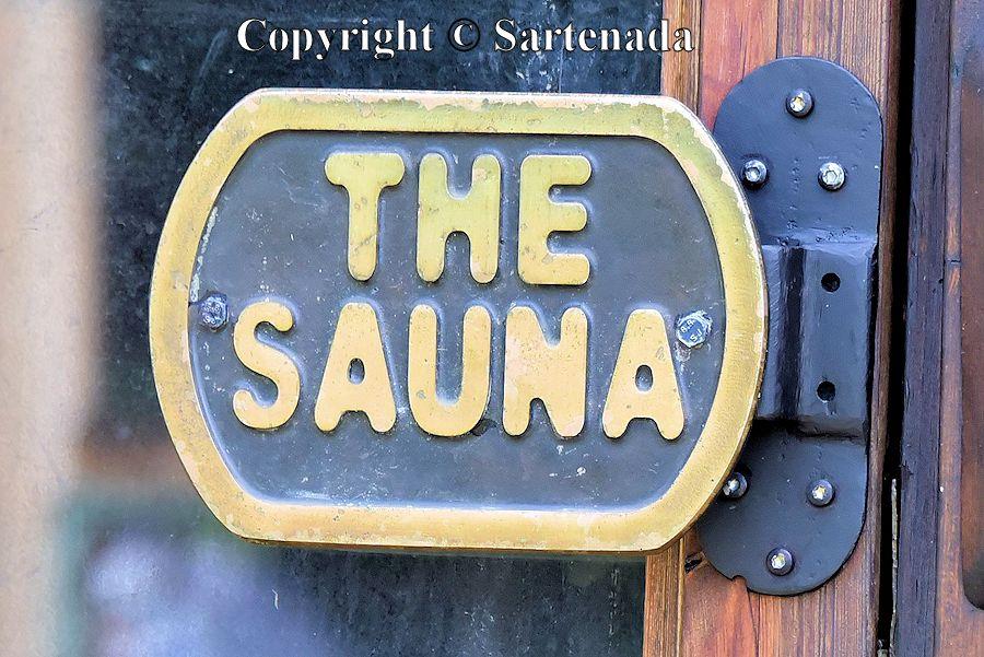 Saunas on wheels2 / Saunas sobre ruedas2 / Saunas sur roues2 / Saunas sobre rodas2