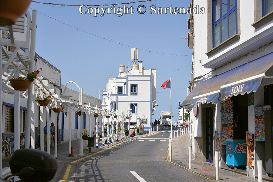 39. Puerto de las Nieves