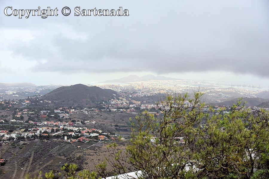 7. Panorama from Bandama Caldera
