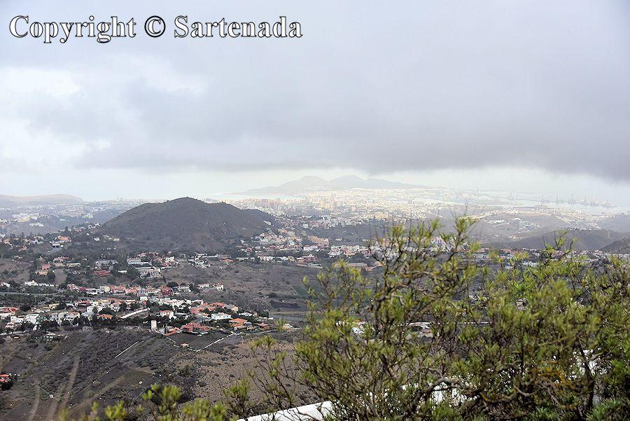 7. Panorama from Bandama Caldera
